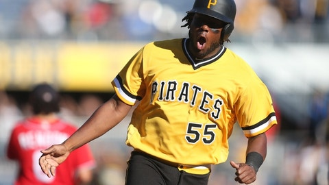 Bell big for Bucs