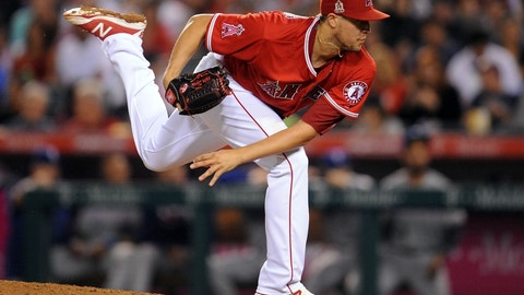 Angels vs. Red Sox: The Probables