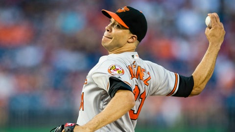 Baltimore Orioles: SP/RP Ubaldo Jimenez