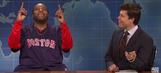 Watch SNL spoof David Ortiz's retirement plans