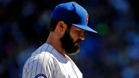They can't count on Arrieta