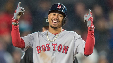 Mookie Betts - OF