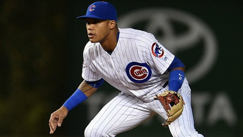Addison Russell is nowhere near his peak