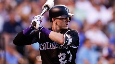 Trevor Story (SS) -- Colorado Rockies (11/15/92)