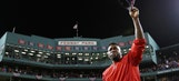 Teary-eyed David Ortiz salutes crowd at Fenway Park following final game