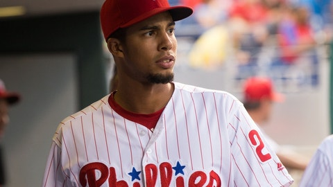 Phillies: Aaron Altherr (9th round, 287th pick, 2009)