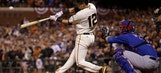 Joe Panik keeps Giants alive in NLDS with walk-off double in 13th inning