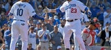 LEADING OFF: Dodgers-Nats in Game 5; Indians set rotation