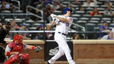 Mets move an outfielder