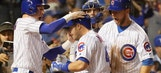 Three Strikes: Montero's pinch-hit heroics lift Cubs to win in NLCS opener