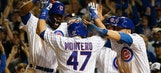 Miguel Montero's pinch-hit grand slam in the eighth gives Cubs a four-run lead