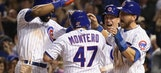 Watch Miguel Montero's epic grand slam that led to Cubs' Game 1 victory