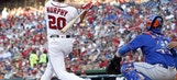 Washington National 2016 Player Review: Daniel Murphy