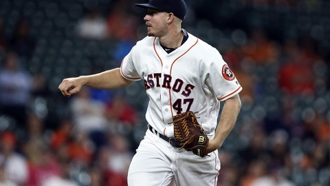 Houston Astros: Chris Devenski