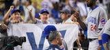 Cubs homer twice in 10-2 win over Dodgers; tie NLCS 2-2