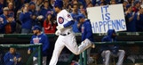 Chicago Cubs attack Kershaw early, advance to the World Series