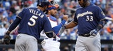 Milwaukee Brewers: 2016 Newcomer of the Year Results