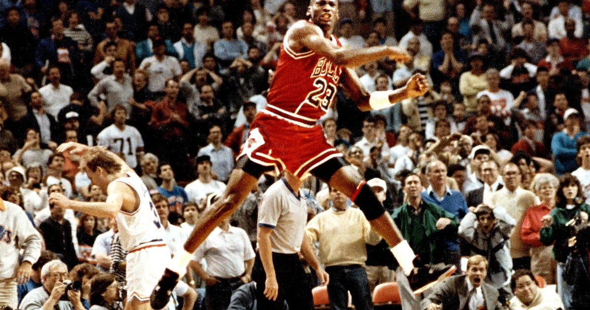 Michael Jordan's best play from each of his 13 NBA playoff appearances