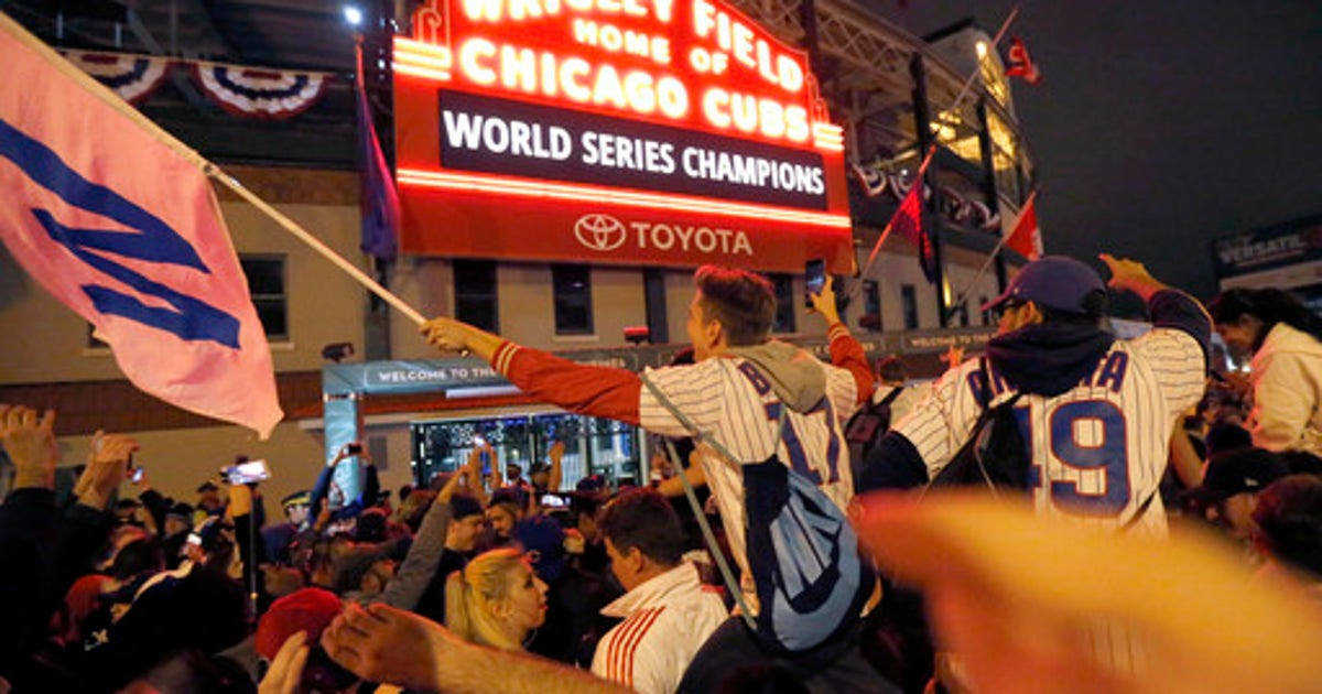 c63582be280 The Latest  Parade for World Series champion Cubs on Friday