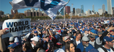 Cubs World Series parade reportedly drew one of the largest crowds ever recorded