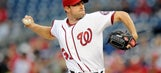 Nationals' Max Scherzer ties the MLB strikeout record with 20 Ks