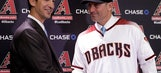 New manager says D-backs have 'nucleus of great players'