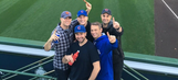 Theo Epstein ate actual goat in Wrigley Field bleachers