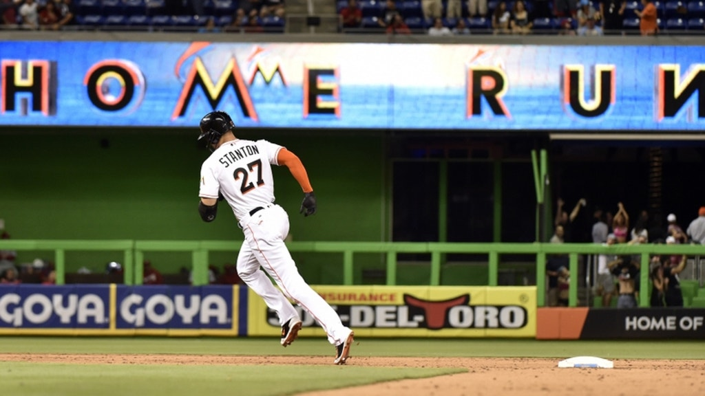 Miami Marlins All-Time 25-Man Roster | FOX Sports