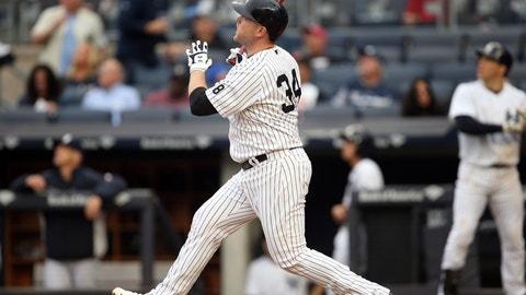 Astros acquire Brian McCann from Yankees