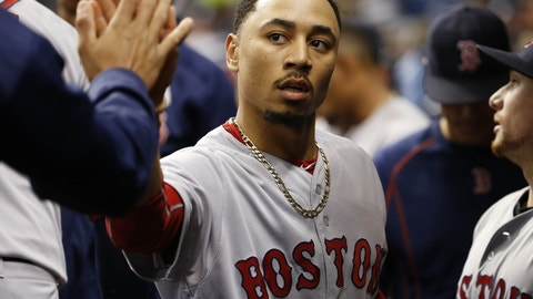 Tennessee -- Mookie Betts