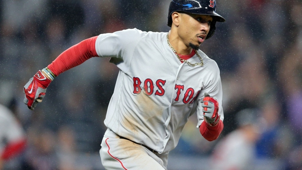 Boston Red Sox: Mookie Betts in good company as MVP runner-up | FOX