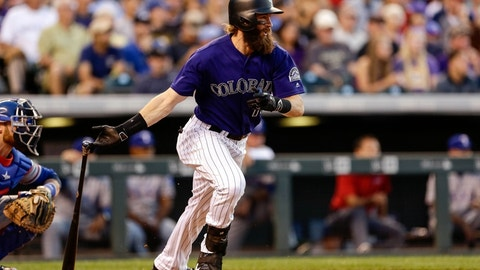 Charlie Blackmon - OF