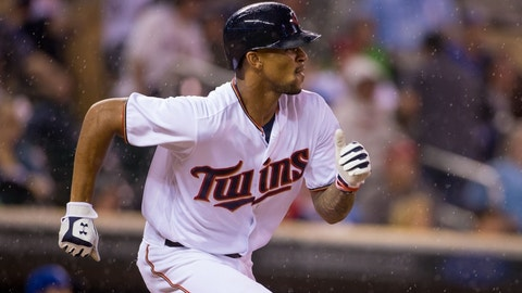 Byron Buxton, OF, Twins