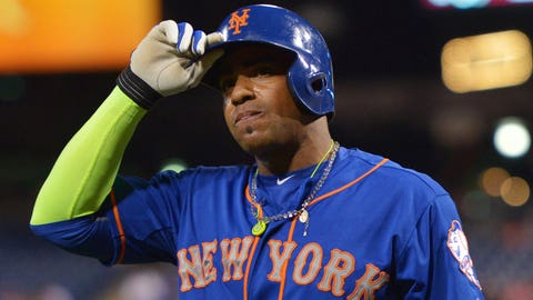 Cespedes' spring hasn't carried over