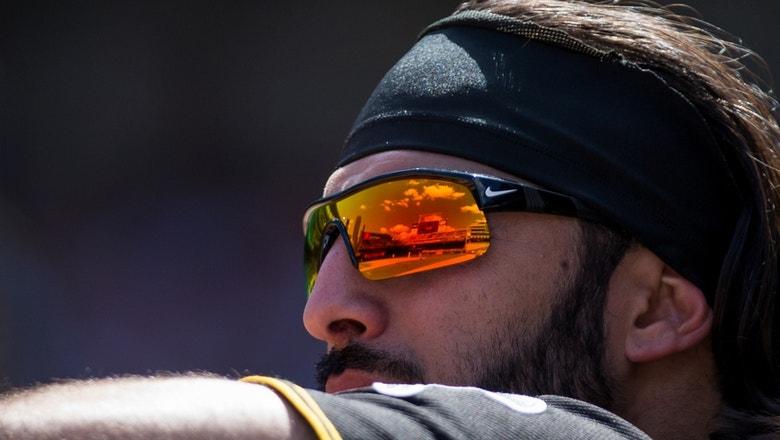 Braves' Sean Rodriguez completes rapid return to majors