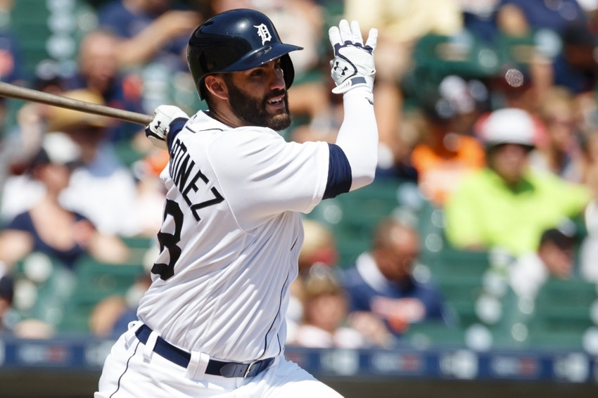 Phillies Rumors: Potential J D  Martinez Trade with Tigers