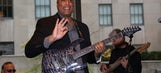 Former Yankees star Bernie Williams is about to earn a degree in jazz