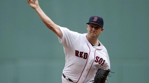 Steven Wright, Boston Red Sox (SP)