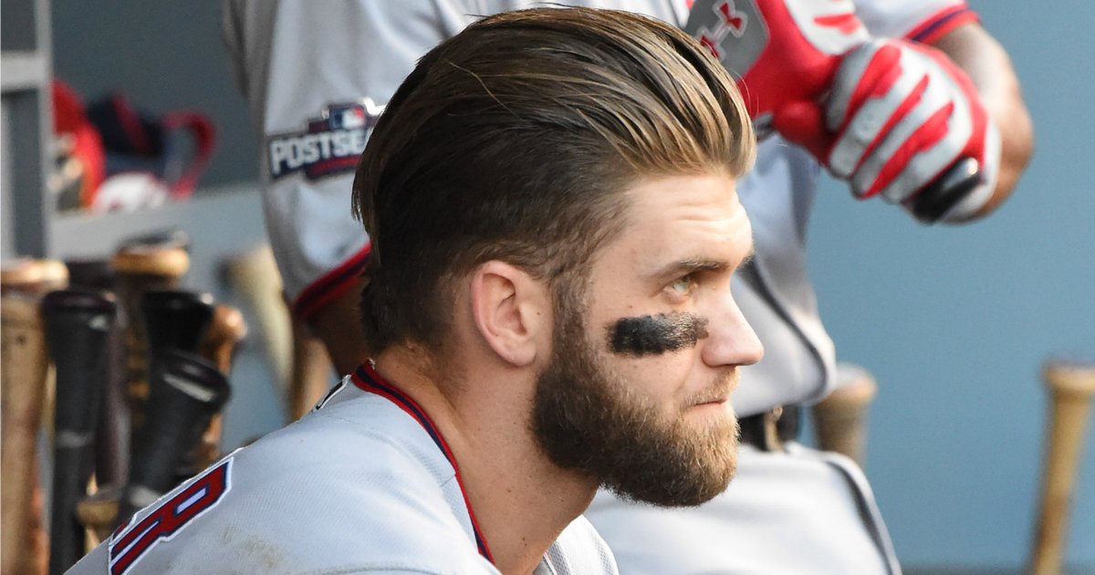 Bryce Harpers Tweet After The Nationals Trade For Adam Eaton Is