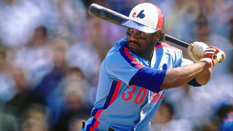 Tim Raines and Tim Raines Jr.