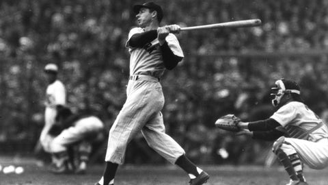 Most consecutive MLB games with a hit: 56 (1941)