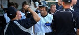 Alex Rodriguez unleashes impressive bat flip after crushing minor-league homer