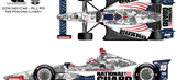 RAHAL TO RACE SPECIAL CAMOUFLAGE PAINT SCHEME FOR FOURTH OF JULY WEEKENDRahal to race special camouflage paint scheme for Fourth of July weekend