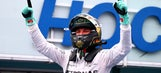 F1: Championship leader Roseberg wins German Grand Prix