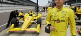 Andretti drivers sweep top 4 spots at 1st Indy 500 practice