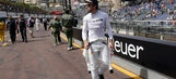 Button relieved – and angry – as loose drain cover hits car