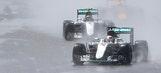 Mercedes driver Lewis Hamilton wins British Grand Prix
