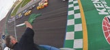 Kentucky Speedway, Goodyear get big thumbs up for exciting race