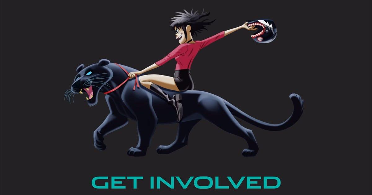 Jaguar Houston Central >> Noodle from Gorillaz becomes global ambassador for Jaguar Racing | FOX Sports