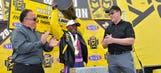 Antron Brown wins third NHRA championship in Las Vegas